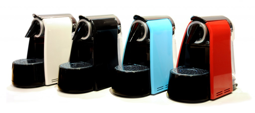 Colors of Coffee Machines
